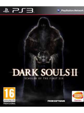 Dark Souls II: Scholar of the First Sin (Русская версия) [PS3]