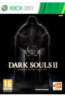Dark Souls II: Scholar of the First Sin (Русская версия) [XBOX 360]
