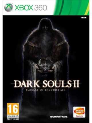 Dark Souls II: Scholar of the First Sin (Русская версия) [XBOX 360]
