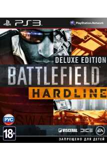 Battlefield Hardline Deluxe Edition (Русская версия) [PS3]