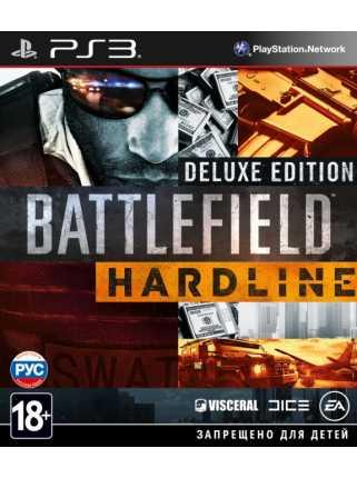 Battlefield Hardline Deluxe Edition (Русская версия) [PS3]