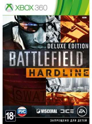 Battlefield Hardline Deluxe Edition (Русская версия) [XBOX 360]