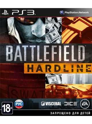 Battlefield Hardline (Русская версия) [PS3]