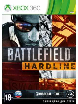 Battlefield Hardline (Русская версия) [XBOX 360]