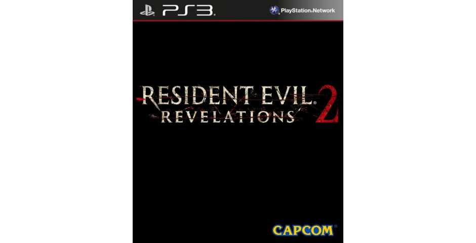 Resident Evil: Revelations 2 (Русская версия) [PS3]