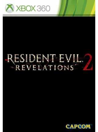 Resident Evil Revelations 2 (Русская версия) [XBOX 360]