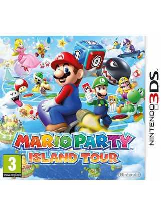 Mario Party Island Tour Русская Версия [3DS]