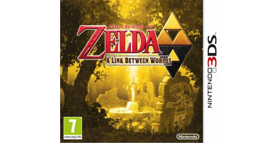 The Legend of Zelda: A Link Between Worlds [3DS]