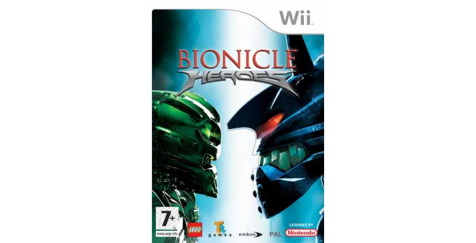 Bionicle Heroes [Wii]