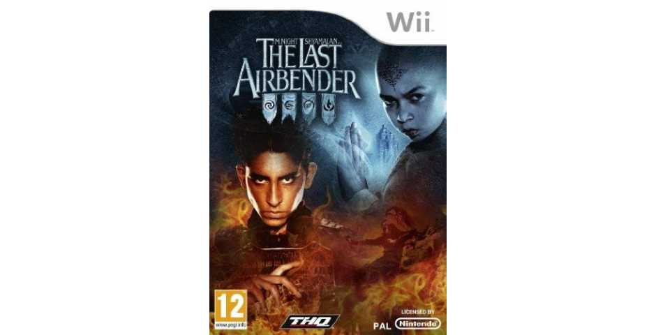 Avatar: The Last Airbender [Wii]