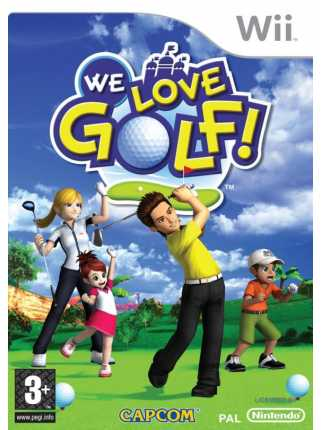We Love Golf! [Wii]