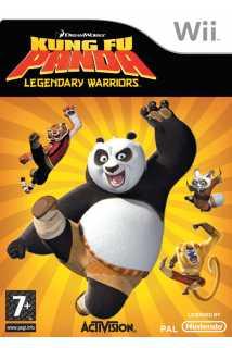 Kung Fu Panda Legendary Warriors [Wii]