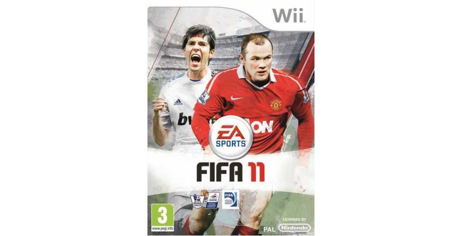 FIFA 11 [Wii]