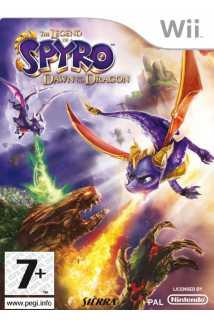 The Legend of Spyro: Dawn of the Dragon (Легенда о Спайро: Рождение Дракона) [Wii]