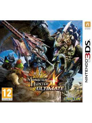 Monster Hunter 4 Ultimate [3DS]