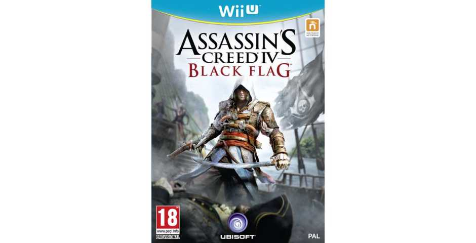 Assassin's Creed IV: Black Flag (Русская версия) [WiiU]