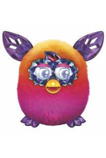 Ферби Бум Кристалл (Оранжево-розовый) | Furby Boom Crystal (Pink to Purple)