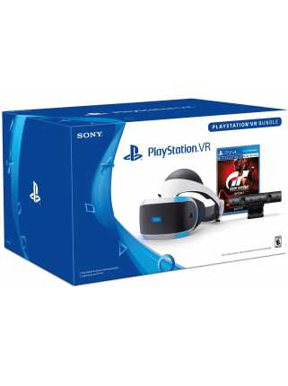 Sony PlayStation VR GT Sport Bundle (CUH-ZVR2)
