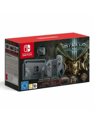 Nintendo Switch Diablo III Limited Edition
