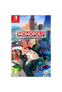 Monopoly [Nintendo Switch, русская версия]