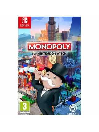 Monopoly [Nintendo Switch, русская версия]
