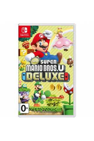 New Super Mario Bros. U Deluxe [Switch, русская версия]