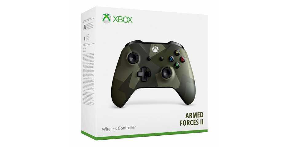 Геймпад Xbox One (Armed Forces II)