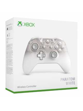 Геймпад Xbox One Phantom White Special Edition