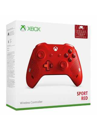 Геймпад Xbox One S (Sport Red)