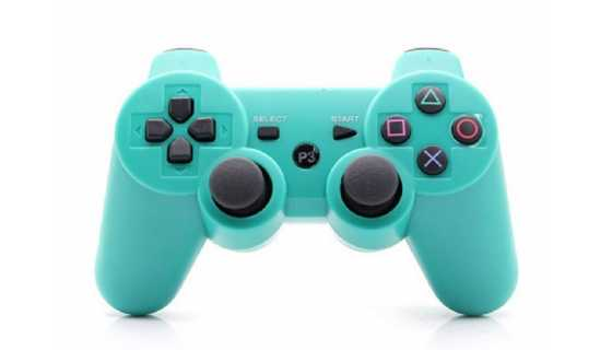 Wireless Controller Turquoise (Бирюзовый) [PS3]