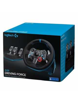 Руль Logitech G29 Driving Force [PS4\PS3]