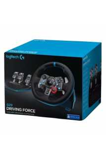 Руль Logitech G29 Driving Force (USED) [PS4/PS3]