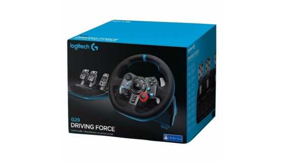Руль Logitech G29 Driving Force Б/У [PS4/PS3]