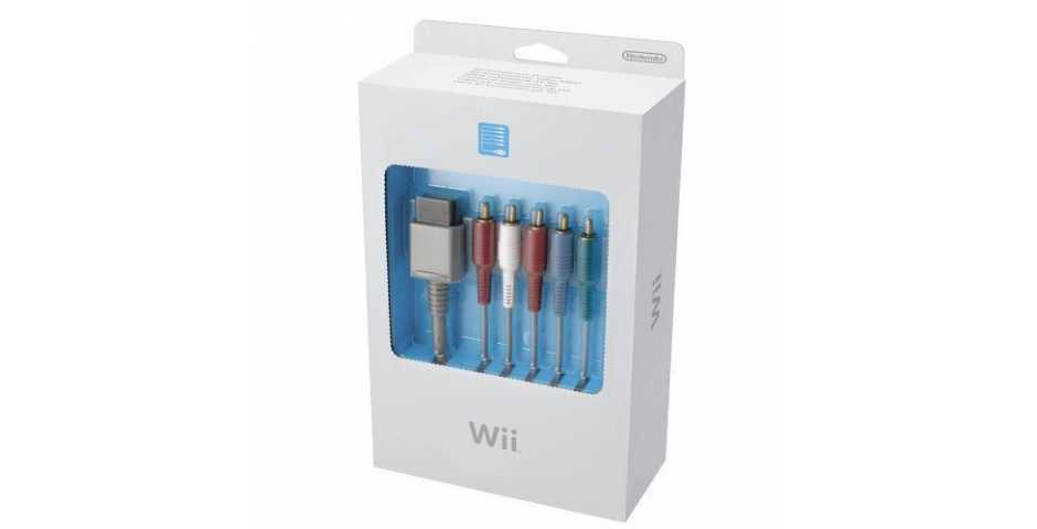 Component AV Cable [Wii]
