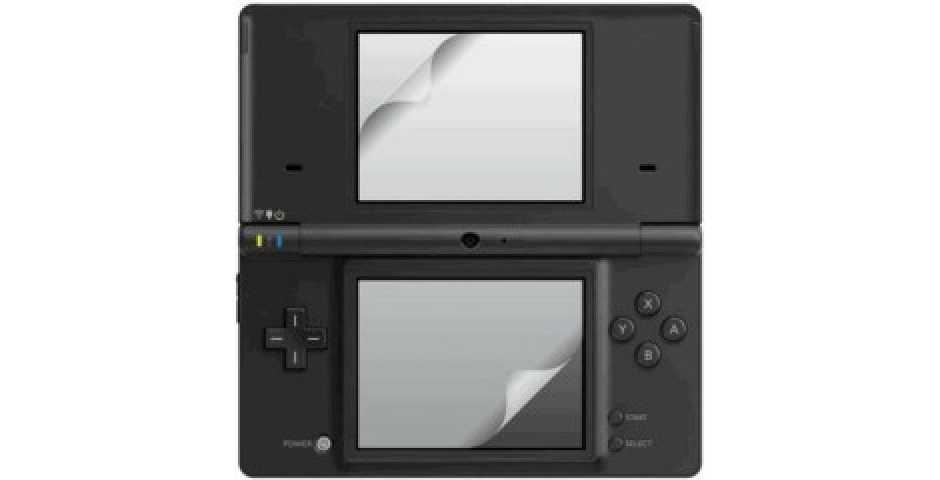 Защитная пленка для Nintendo DS Lite