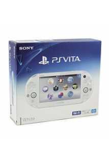 Sony PlayStation Vita Slim Wi-Fi White [PSVita, белая]