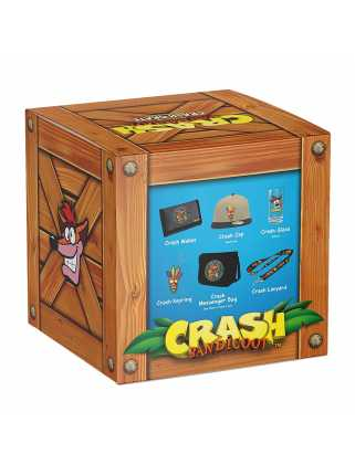 Big Box: Crash Bandicoot Crate Limited Edition