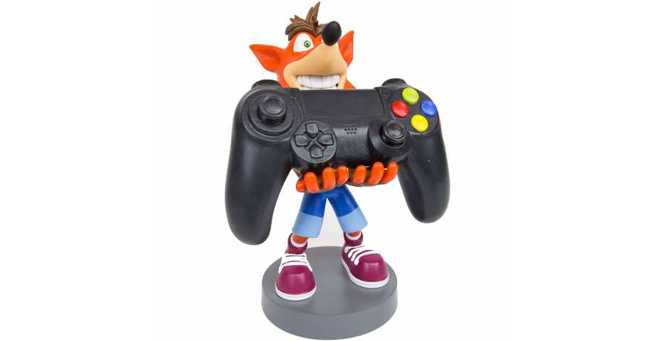 Держатель Crash Bandicoot Cable Guy — Controller and Device Holder