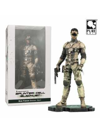 Фигурка Sam Fisher Desert Suit (Tom Clancy's Splinter Cell: Blacklist)
