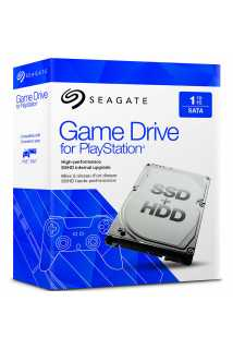 Жесткий диск Seagate Game Drive for PlayStation 1TB