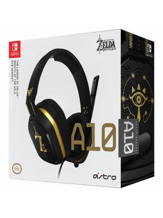 Гарнитура ASTRO A10 Headset Zelda Edition [Switch]