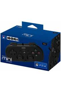 HORI Wired MINI Gamepad Black [PS4]
