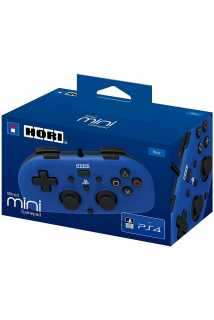 HORI Wired MINI Gamepad Blue [PS4]