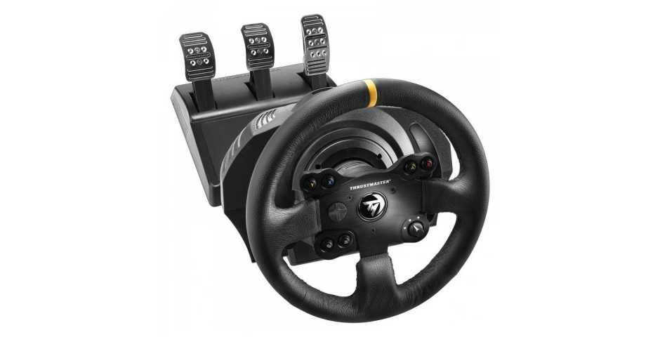 Руль Thrustmaster TX Racing Wheel Leather Edition