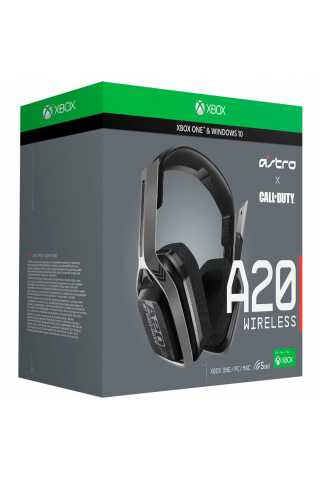 ASTRO A20 Wireless Headset Call of Duty Edition (Xbox One)