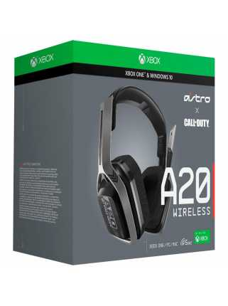 Гарнитура ASTRO A20 Wireless Headset Call of Duty Edition [Xbox One]