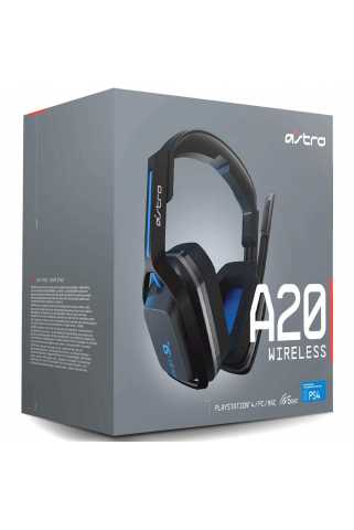 ASTRO A20 Wireless Headset (PS4)