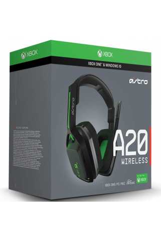 ASTRO A20 Wireless Headset (Xbox One)