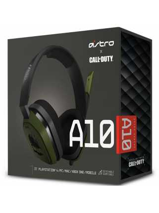 Гарнитура ASTRO A10 Headset Call of Duty Edition