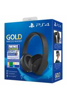 Гарнитура Gold Wireless Headset (Fortnite Neo Versa Bundle)